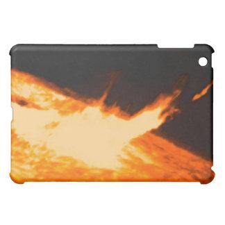 太陽フレア iPad MINIケース