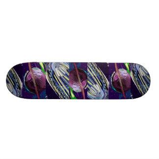 太陽系ボディ スケートボード