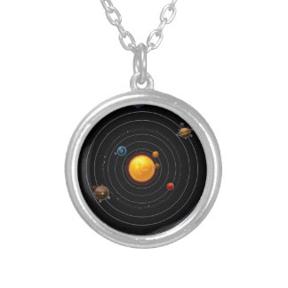 太陽系 オリジナルジュエリー