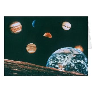 太陽系 カード