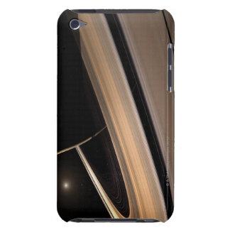 太陽系、クローズアップ3の土星の惑星 Case-Mate iPod TOUCH ケース