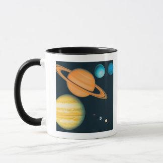 太陽系 マグカップ