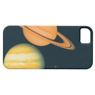 太陽系 iPhone SE/5/5s ケース