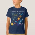 太陽系 Tシャツ