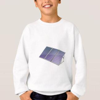 太陽電池パネル スウェットシャツ
