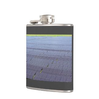 太陽電池パネル フラスク