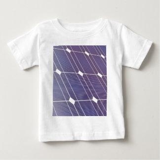 太陽電池パネル ベビーTシャツ