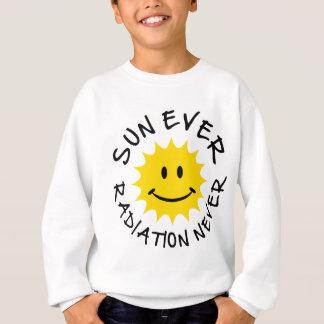 太陽 スウェットシャツ