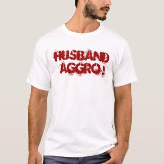 夫の挑発! Tシャツ