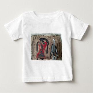 夫人および獣 ベビーTシャツ