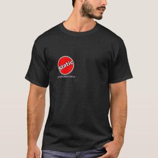 夫人によるCB静的なTシャツ Tシャツ