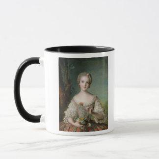 夫人のルイーズdeフランスポートレート マグカップ
