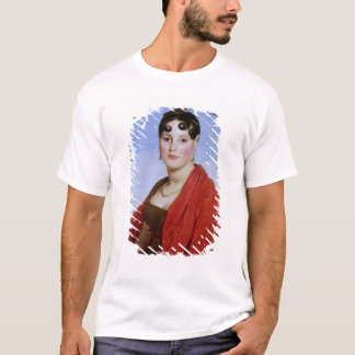 夫人のAymonポートレート、かLaの美女Zelie Tシャツ