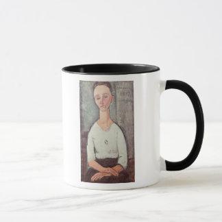 夫人のChakowska 1917年ポートレート マグカップ
