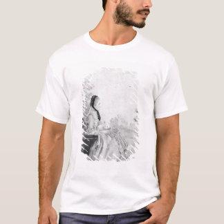 夫人のdu Deffand 1760年ポートレート Tシャツ