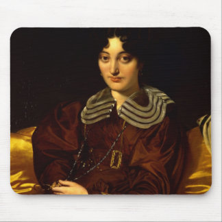 夫人のMarcotte de Sainte-Marie (1803-ポートレート マウスパッド