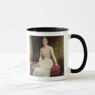 夫人のOlry-Roederer 1900年ポートレート(油はできます マグカップ