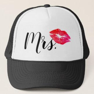 夫人 キャップ
