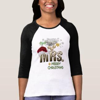 夫人 Tシャツ