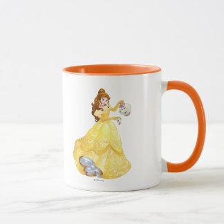 夫人Pottsおよび破片を持つ美女 マグカップ
