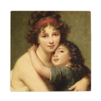 夫人Vigee-Lebrunおよび彼女の娘2 ウッドコースター