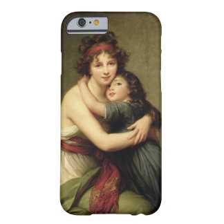 夫人Vigee-Lebrunおよび彼女の娘 Barely There iPhone 6 ケース