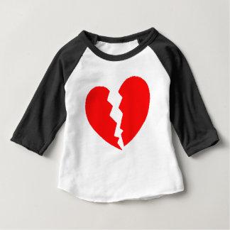 失恋 ベビーTシャツ