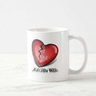 失恋、拒絶の傷 コーヒーマグカップ