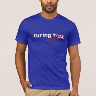 失敗されるTuringテスト Tシャツ