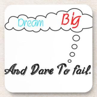 失敗する夢の大きいおよび挑戦 コースター