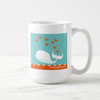失敗のクジラの常連のマグ コーヒーマグカップ