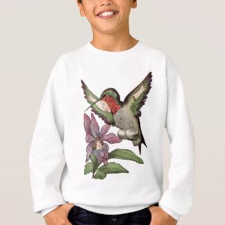 失敗のハチドリ-具現された鳥 スウェットシャツ