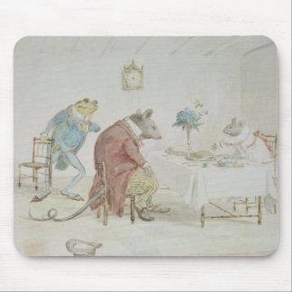 、失敗のマウス、与えます私達にbeerを祈って下さい マウスパッド