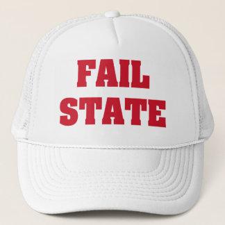 失敗の国家 キャップ