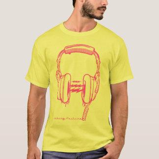 失敗の欠乏 Tシャツ