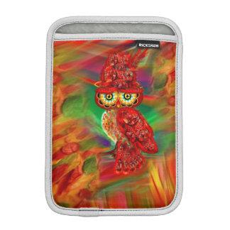 失敗の浪費の秋のFashionOwlのiPad Miniスリーブ iPad Miniスリーブ
