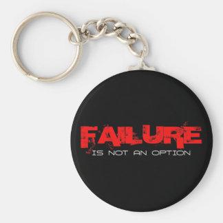 失敗は選択ではないです キーホルダー