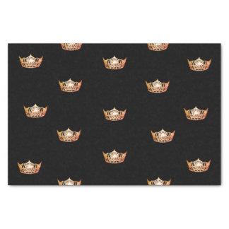 失敗アメリカのオレンジ王冠のティッシュペーパー 薄葉紙