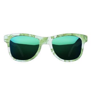失敗アメリカの混合された緑のサングラス サングラス