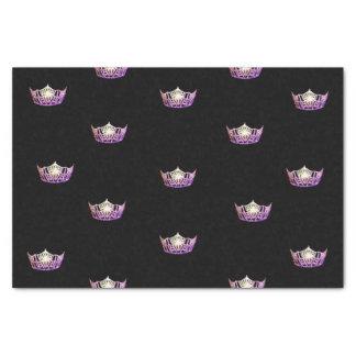 失敗アメリカの蘭の王冠のティッシュペーパー 薄葉紙