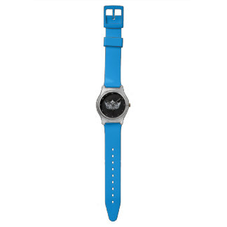 失敗アメリカの銀製の王冠のゆとりは第28腕時計よろしいです 腕時計