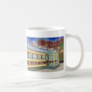 失敗アルバニーのダイナー コーヒーマグカップ