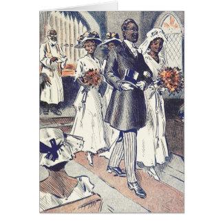 失敗サマンサジョンソンの結婚式 カード