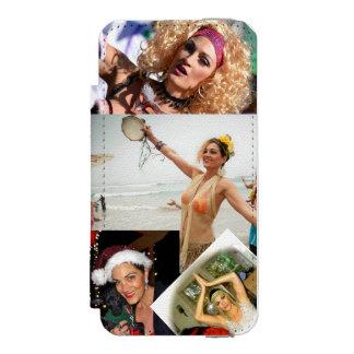 失敗ジェシカのiPhone 5/5sのウォレットケース Incipio Watson™ iPhone 5 財布 ケース
