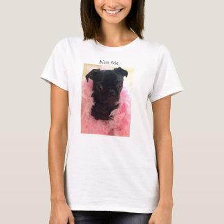 """失敗ハーレーは""""私に"""" Tシャツ接吻します Tシャツ"""