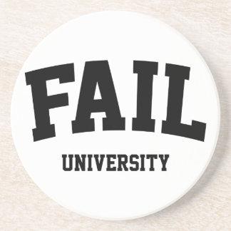 失敗大学 コースター