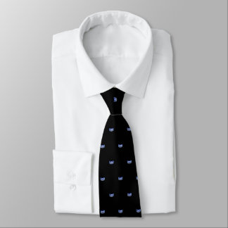 失敗米国のブルースターの王冠の人のタイ オリジナルネクタイ