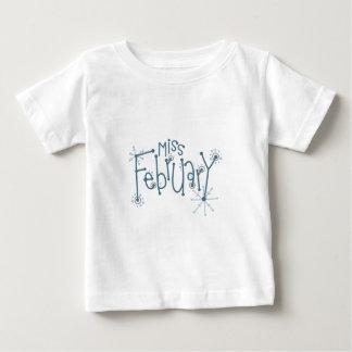 失敗2月 ベビーTシャツ