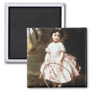 失敗Ehrler 1861年(キャンバスの油) マグネット