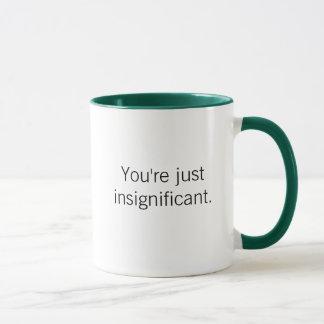 失礼がありません マグカップ